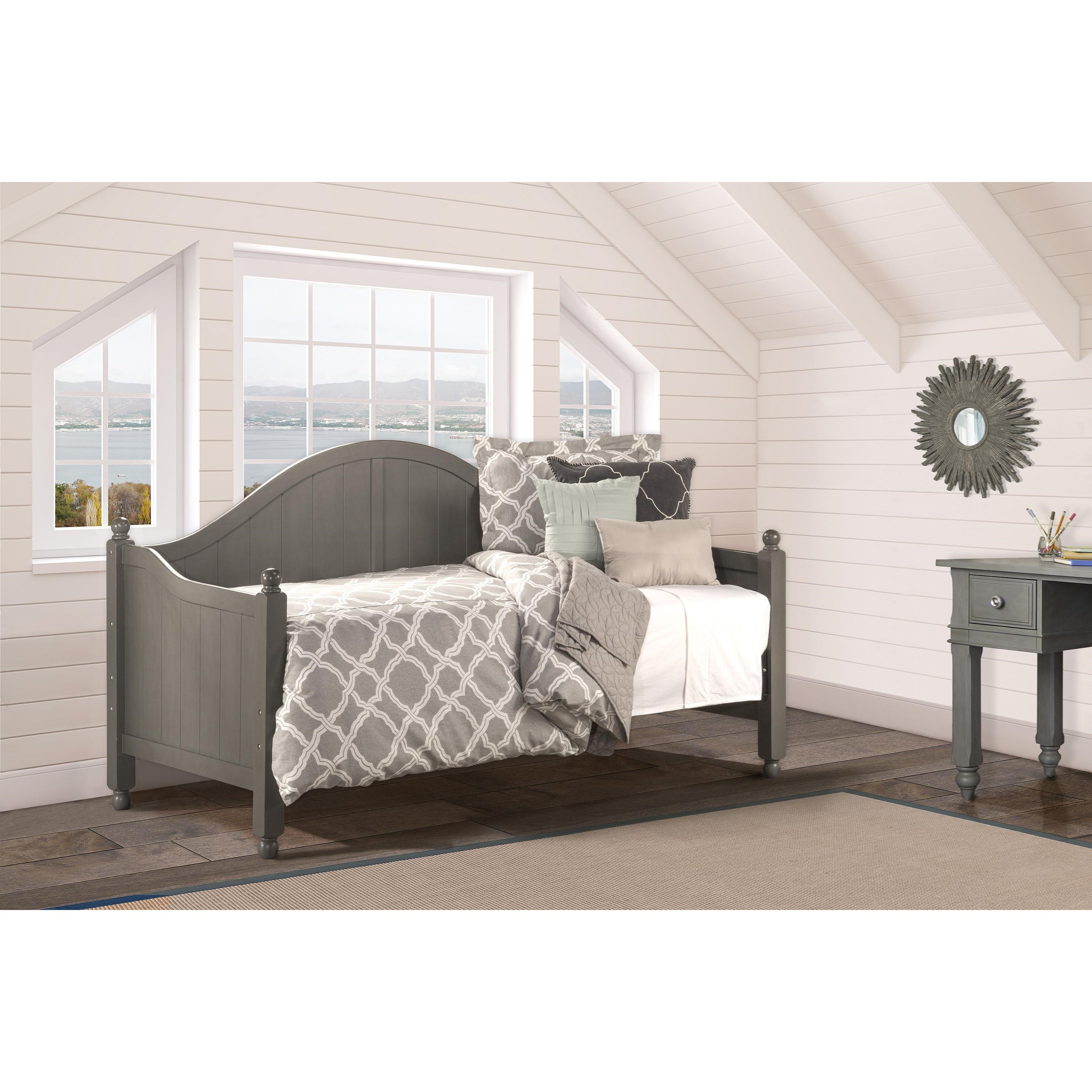Hillsdale Daybeds Stone Colored Wooden Daybed