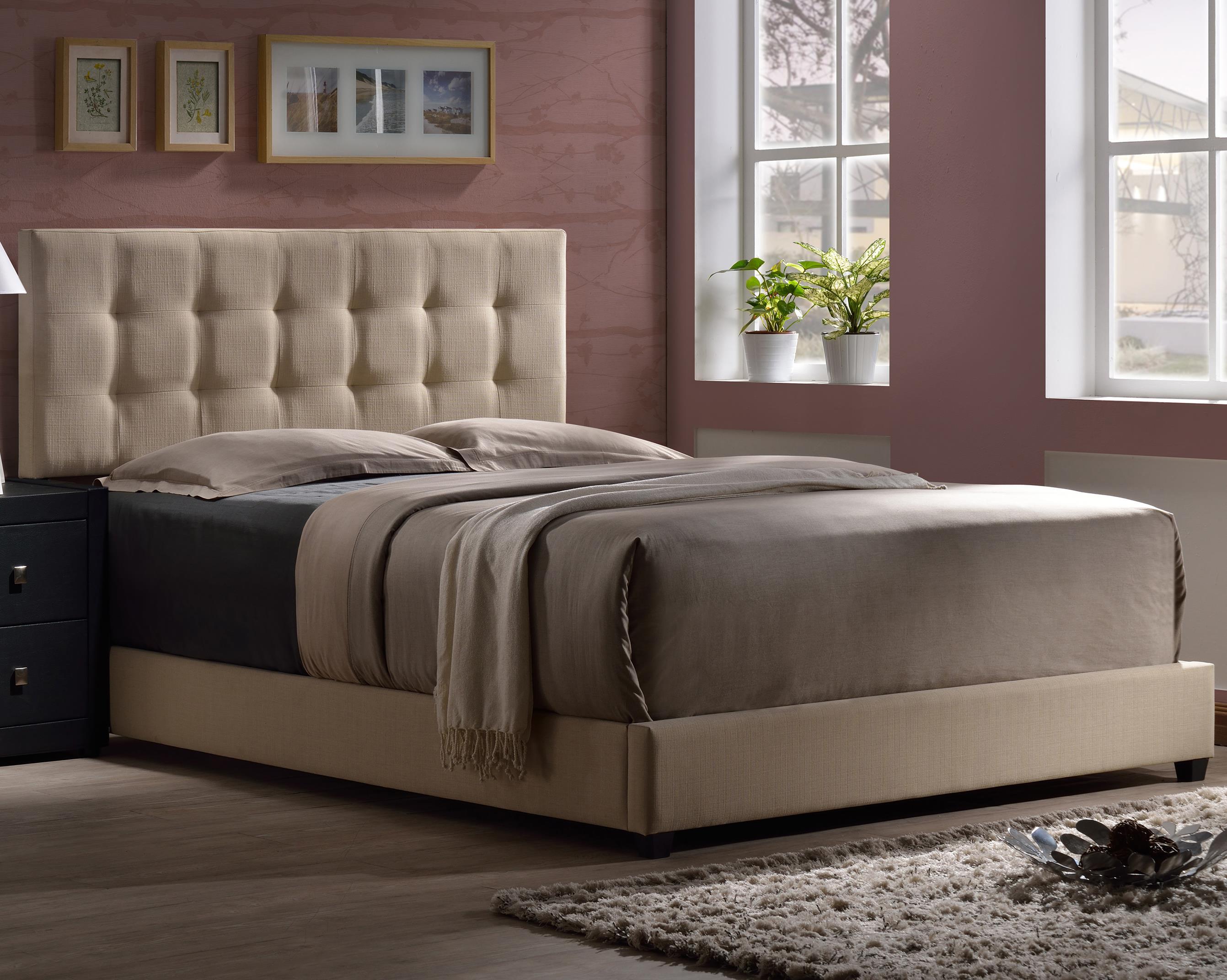 Hillsdale Duggan King Bed - Item Number: 1284BKR