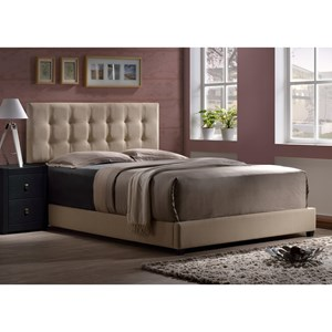 Morris Home Furnishings Duggan King Headboard