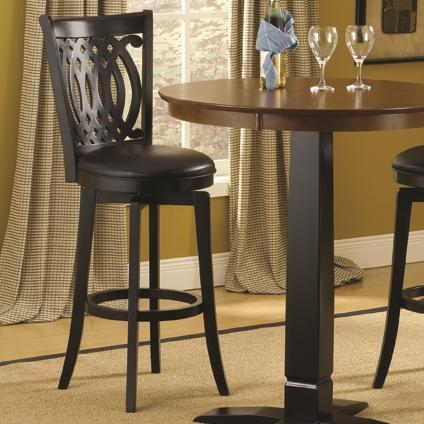 "Hillsdale Dynamic Designs Barstool 30"" - Item Number: 4975-831"
