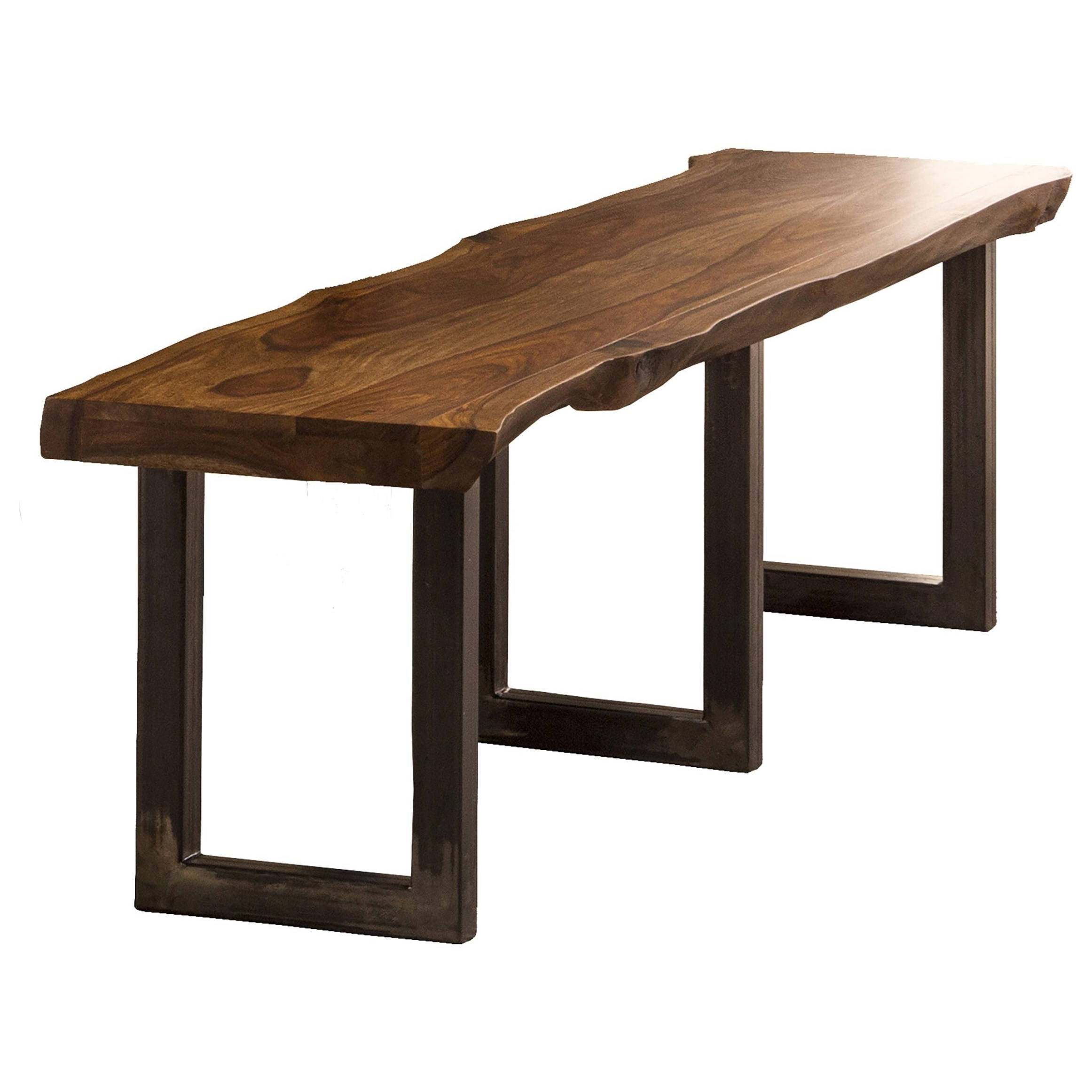 Hillsdale Emerson  Natural Sheesham Bench  - Item Number: 5674B