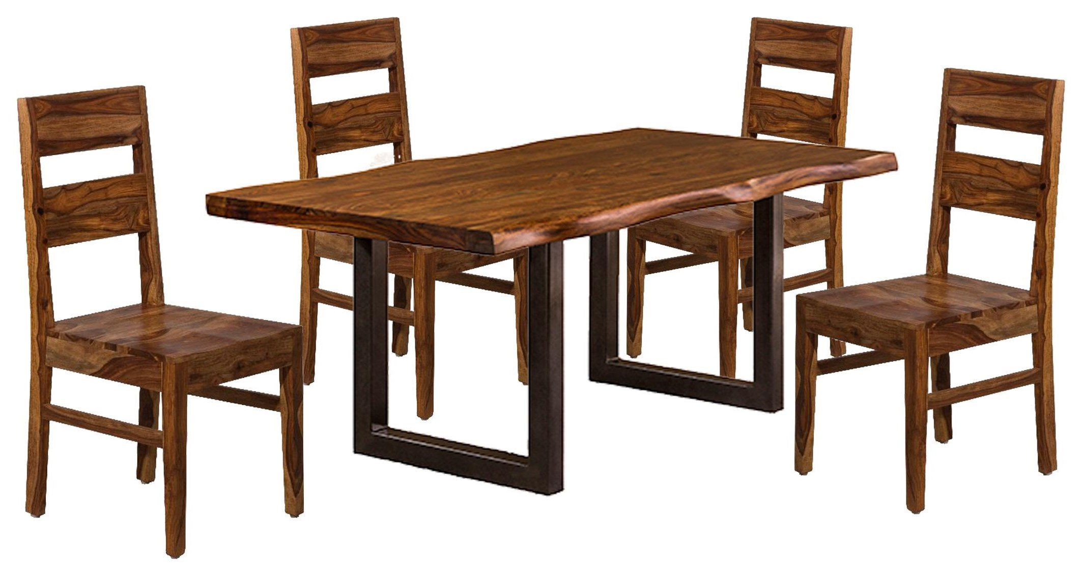 Emerson  Table and 4 Side Chairs by Hillsdale at Johnny Janosik