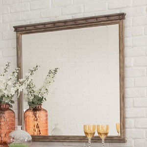 Hillsdale Emmons Square Mirror