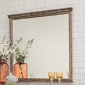 Hillsdale Emmons Square Mirror - Item Number: 5984-880
