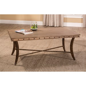 Hillsdale Emmons Coffee Table