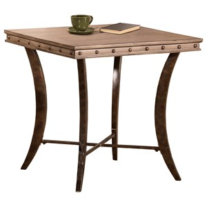 Hillsdale Emmons End Table