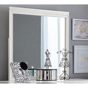 Hillsdale Evelyn Dresser Mirror