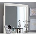 Hillsdale Evelyn Dresser Mirror - Item Number: 2023-721