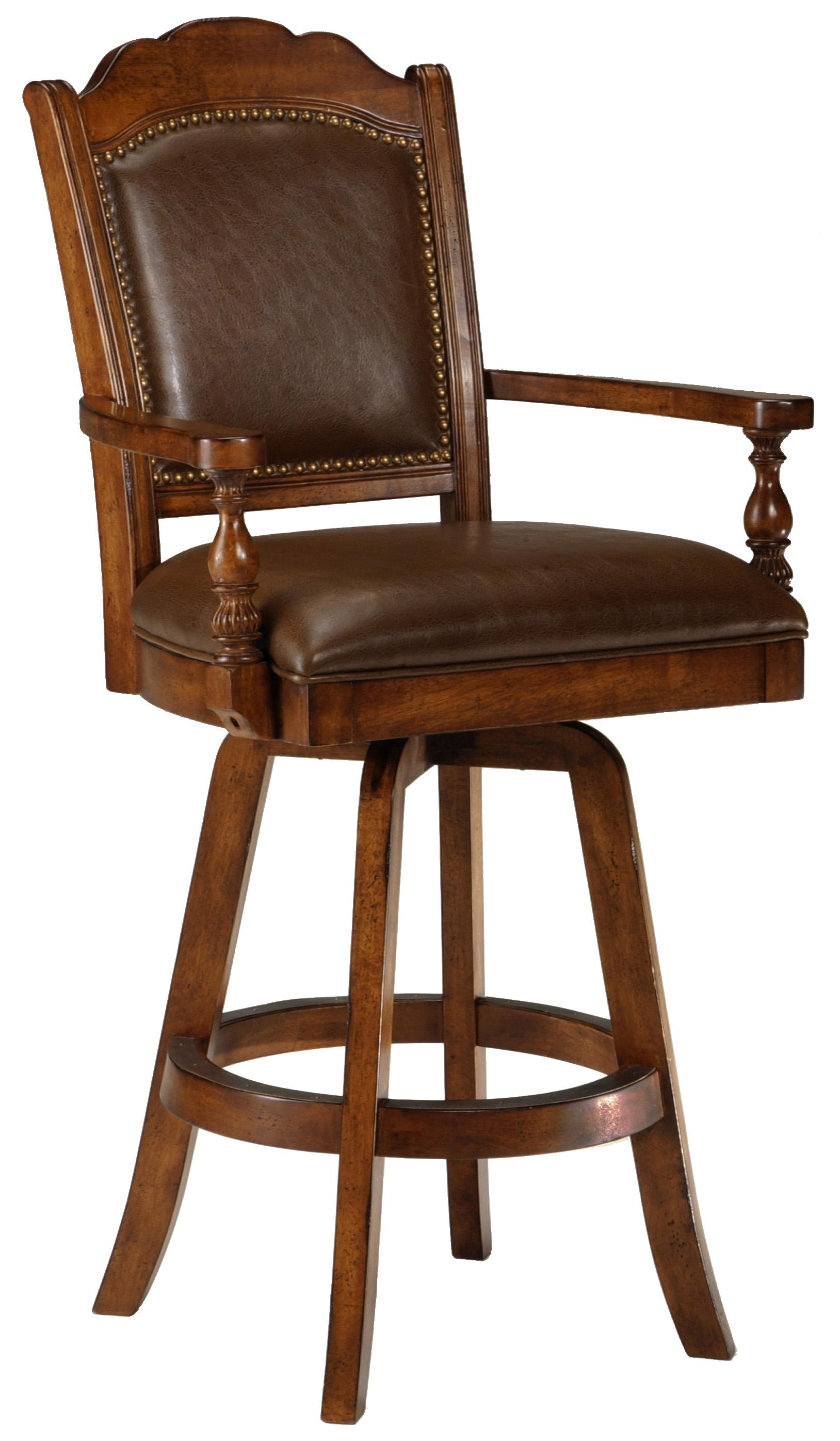 Hillsdale Game Stools & Chairs Nassau Game Stool - Item Number: 6060-801