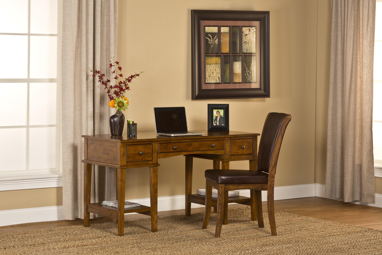 Hillsdale Gresham Gresham Desk and Chair Set - Item Number: 4337GD