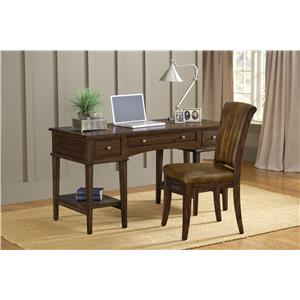 Morris Home Gresham Gresham Desk and Chair Set