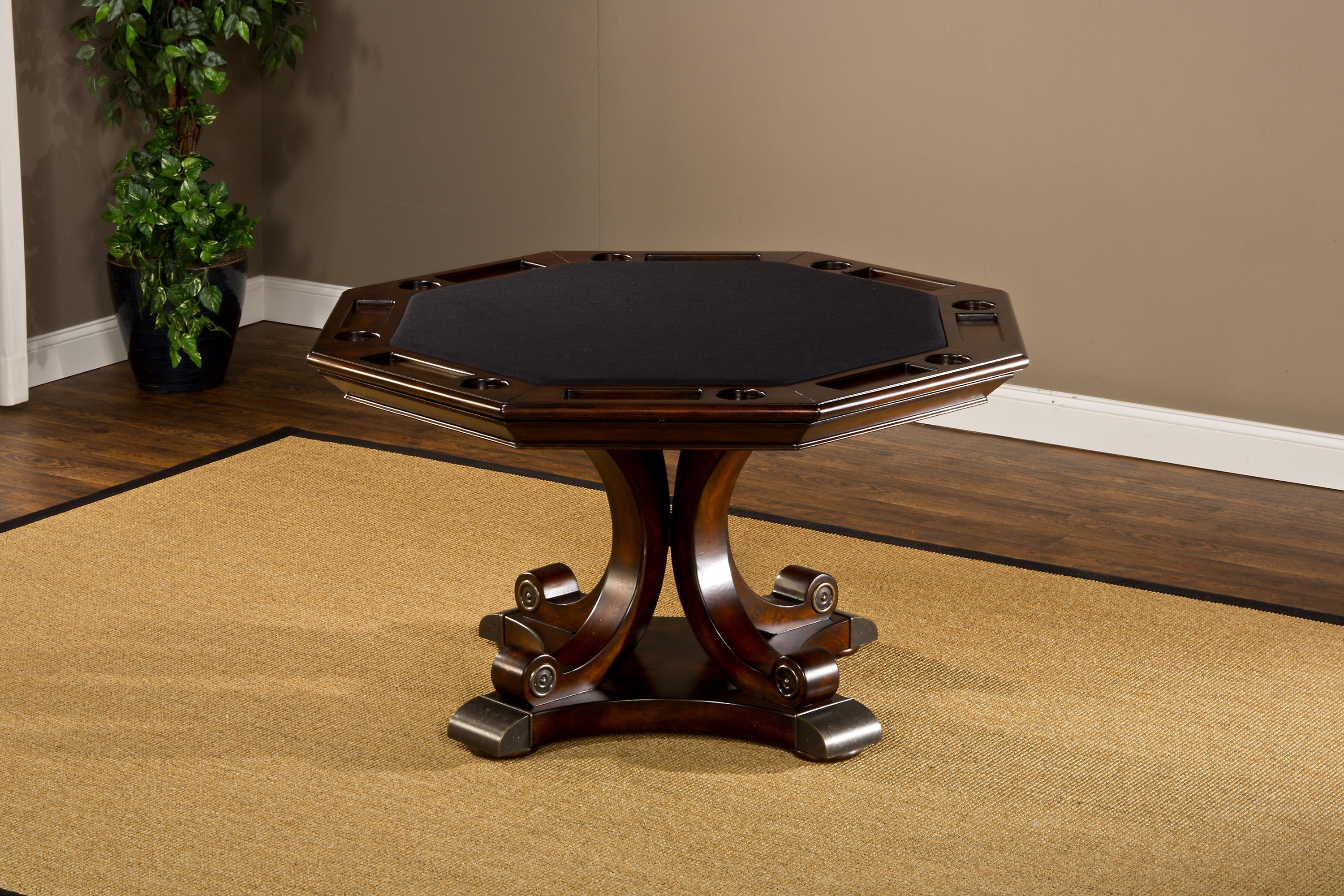 Hillsdale Harding Harding Game Table - Item Number: 6234GTB