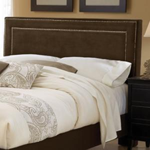 Morris Home Furnishings Headboards - Hillsdale Queen Fabric Headboard