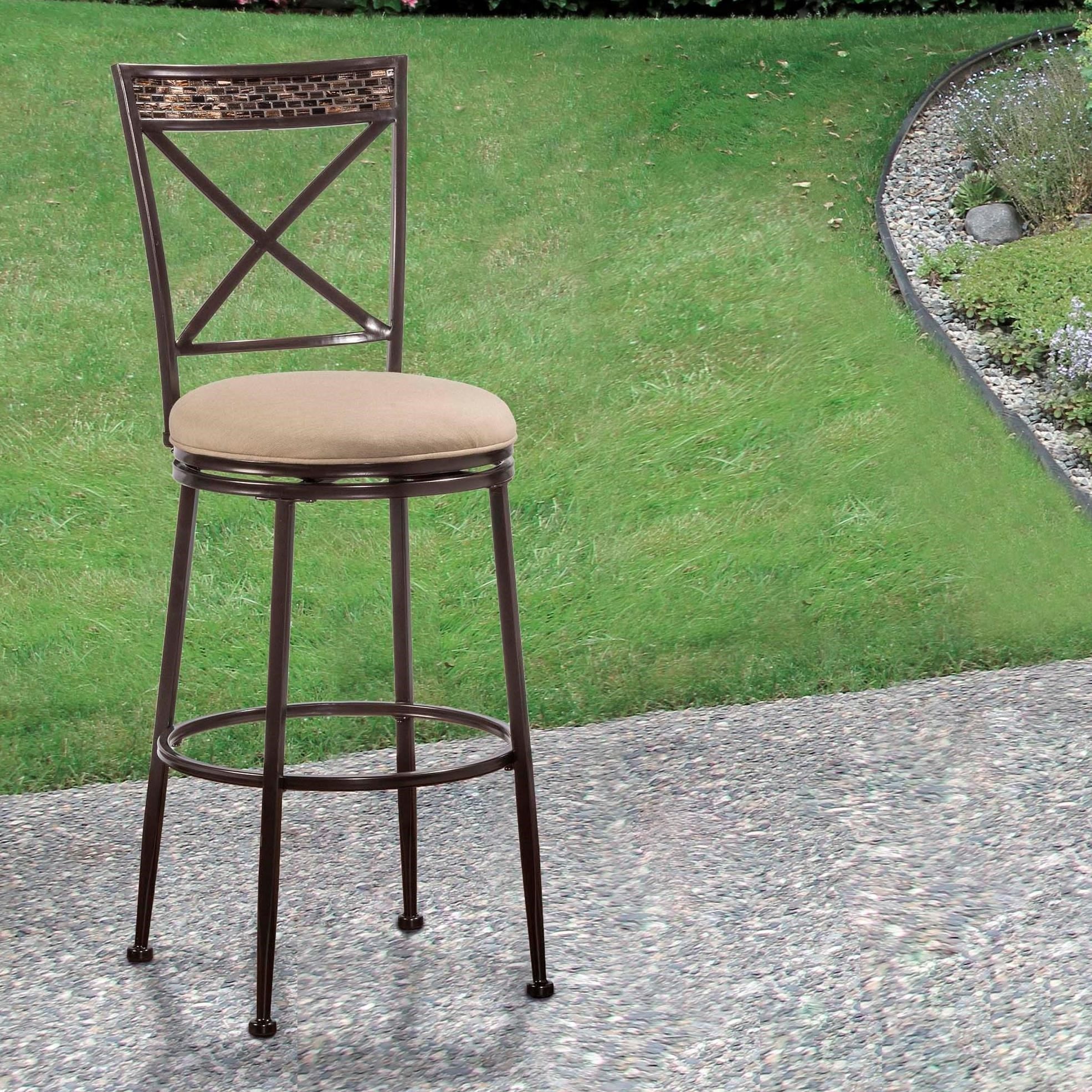 Hillsdale IndoorOutdoor Stools Swivel Bar Stool with X  : products2Fhillsdale2Fcolor2Findooroutdoor20stools 4421779156317 830 b1 from www.dunkandbright.com size 1971 x 1971 jpeg 1041kB