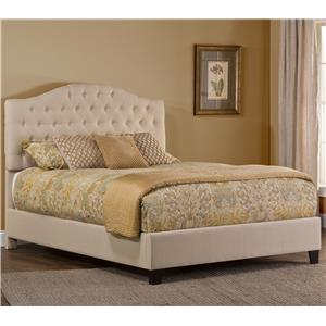 Morris Home Furnishings Jamie Upholstered Bed Set