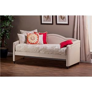 Hillsdale 1119 Upholstered Twin Daybed