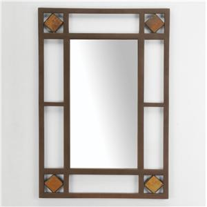 Hillsdale Lakeview Console Mirror