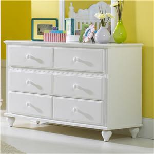 Morris Home Furnishings Lauren  Dresser