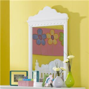 Morris Home Furnishings Lauren  Mirror
