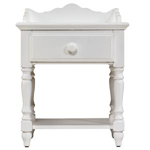 Morris Home Lauren  Nightstand