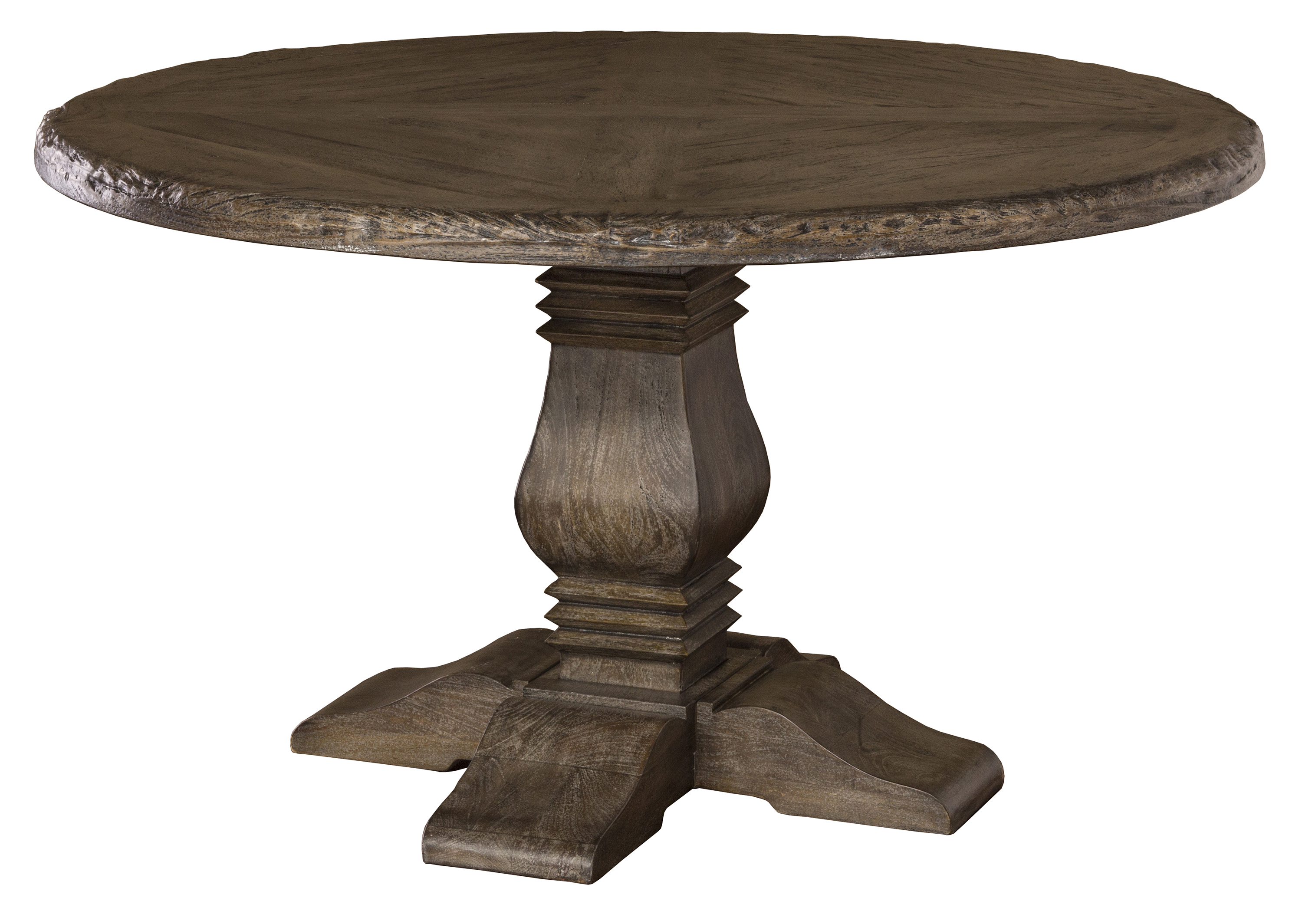 Hillsdale Lorient Round Dining Table - Item Number: 5676DTRD