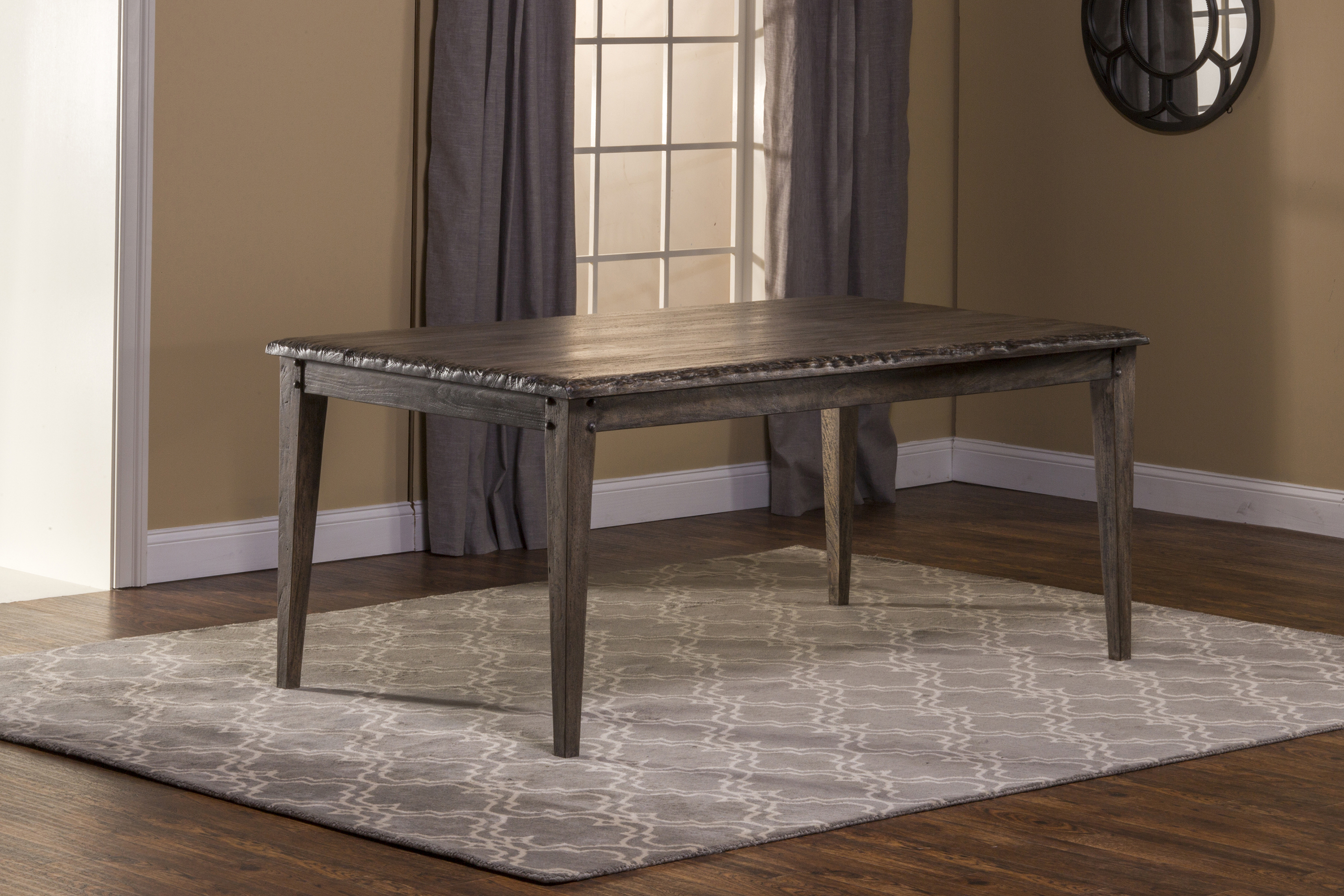 Hillsdale Lorient Rectangle Dining Table - Item Number: 5678-814