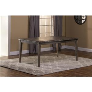 Hillsdale Lorient Rectangle Dining Table