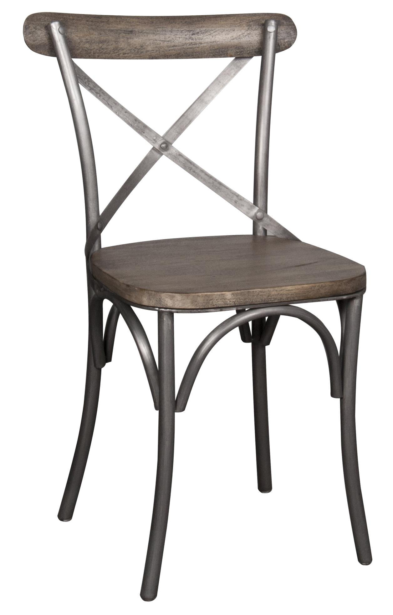 Morris Home Furnishings Lorient Dining Side Chair - Item Number: 5676-802