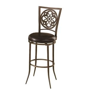 Morris Home Furnishings Marsala Bar Stool Height