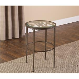 Morris Home Furnishings Marsala End Table