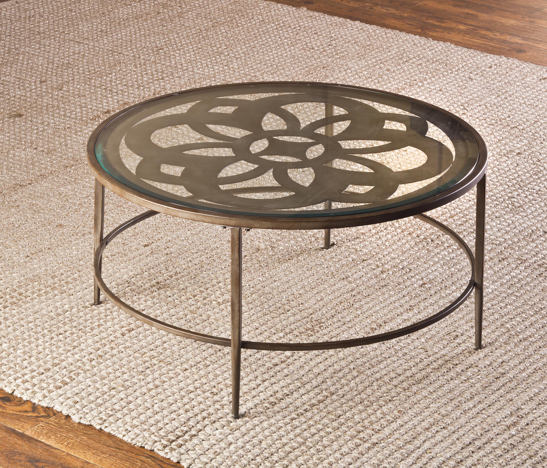 Hillsdale Marsala Coffee Table - Item Number: 5497-882