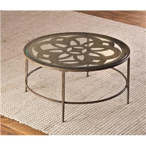 Morris Home Furnishings Marsala Coffee Table