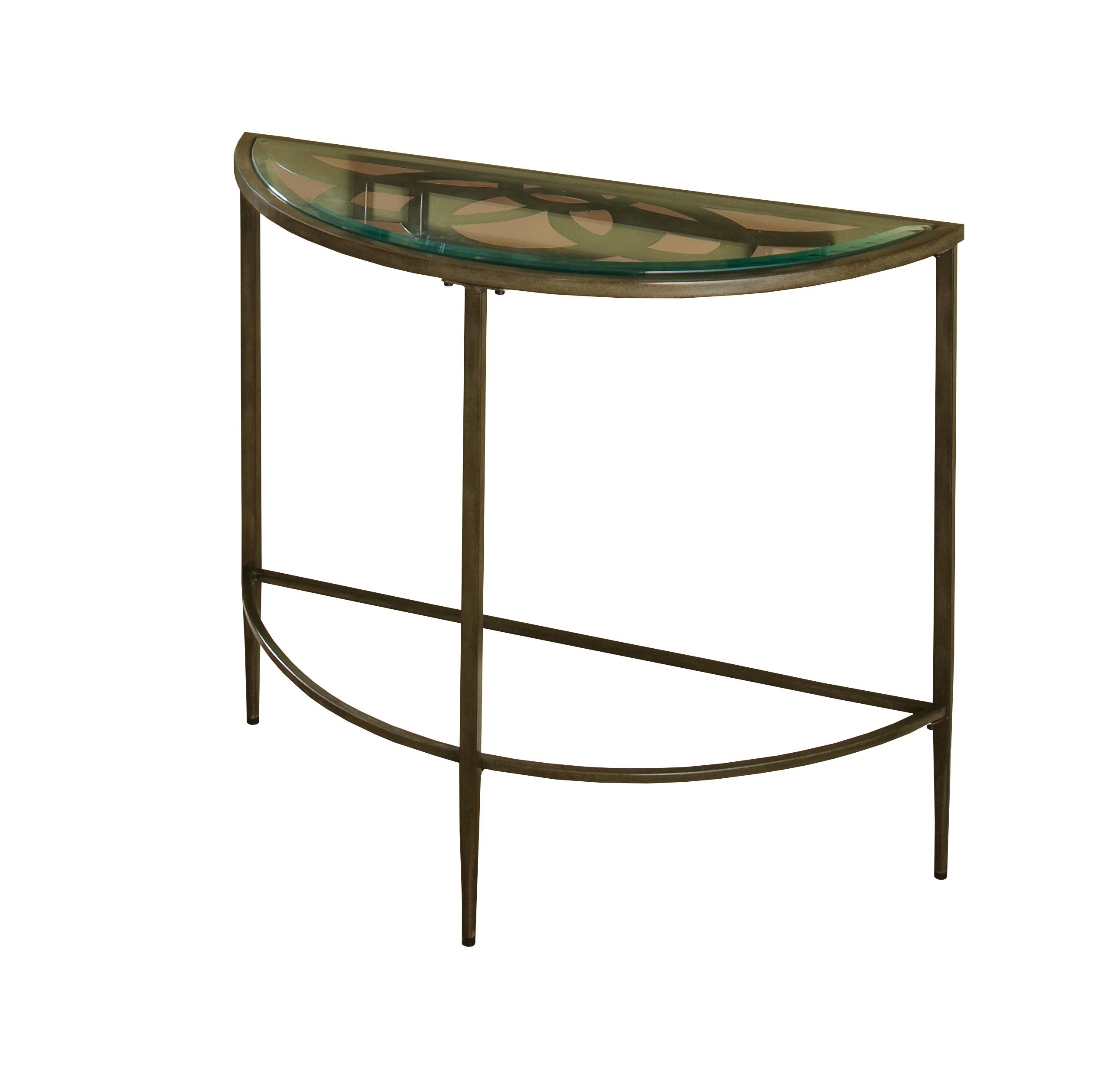 Hillsdale Marsala Console Table   - Item Number: 5497-884