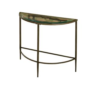 Morris Home Furnishings Marsala Console Table