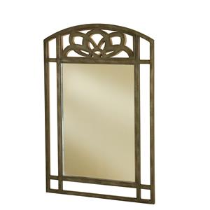 Morris Home Furnishings Marsala Console Mirror