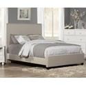 Hillsdale Megan King Upholstered Bed - Item Number: 2298-670+1801-680+1801-640