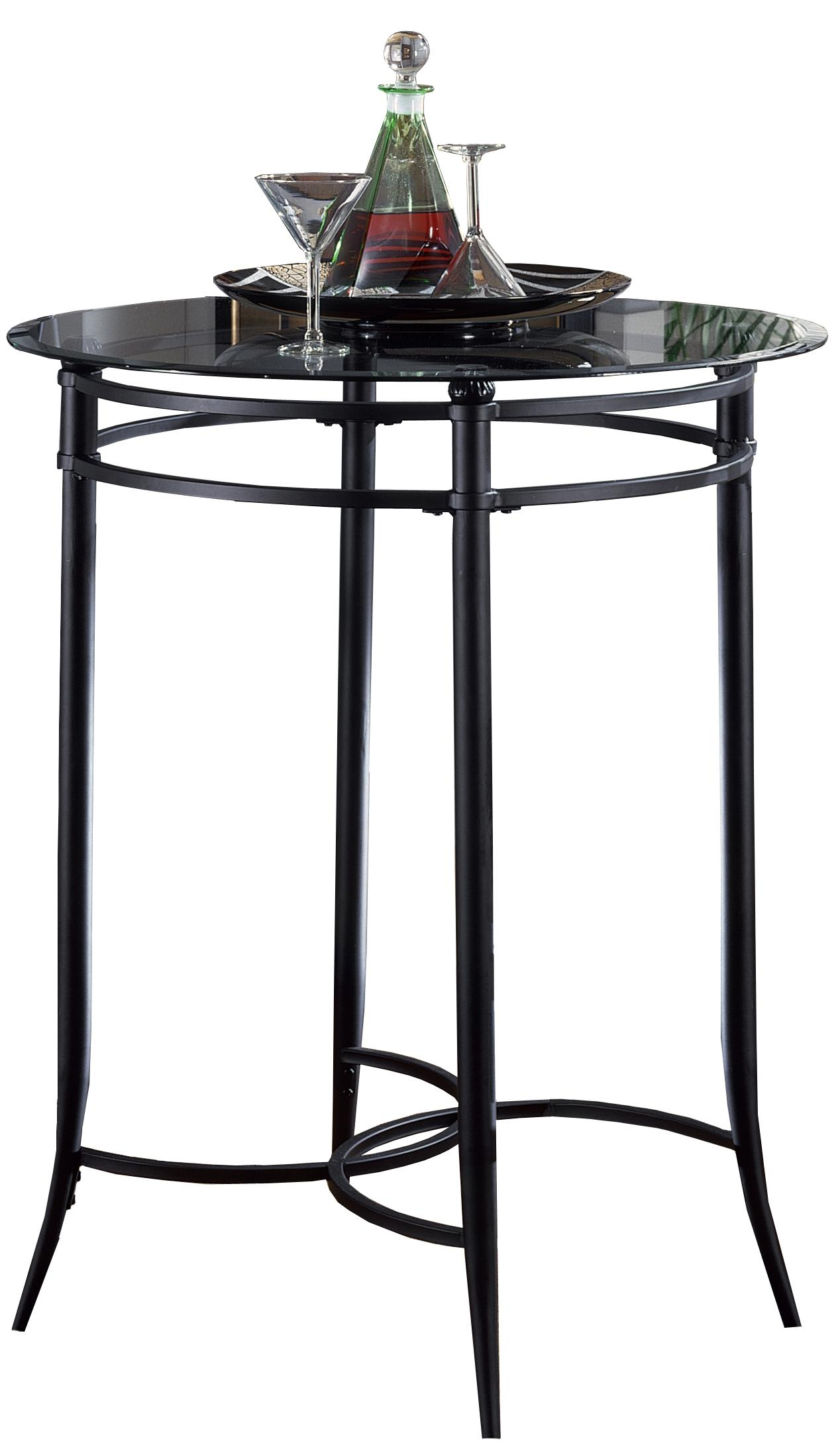 Hillsdale Mix N Match Bistro Table - Item Number: 4596PTB