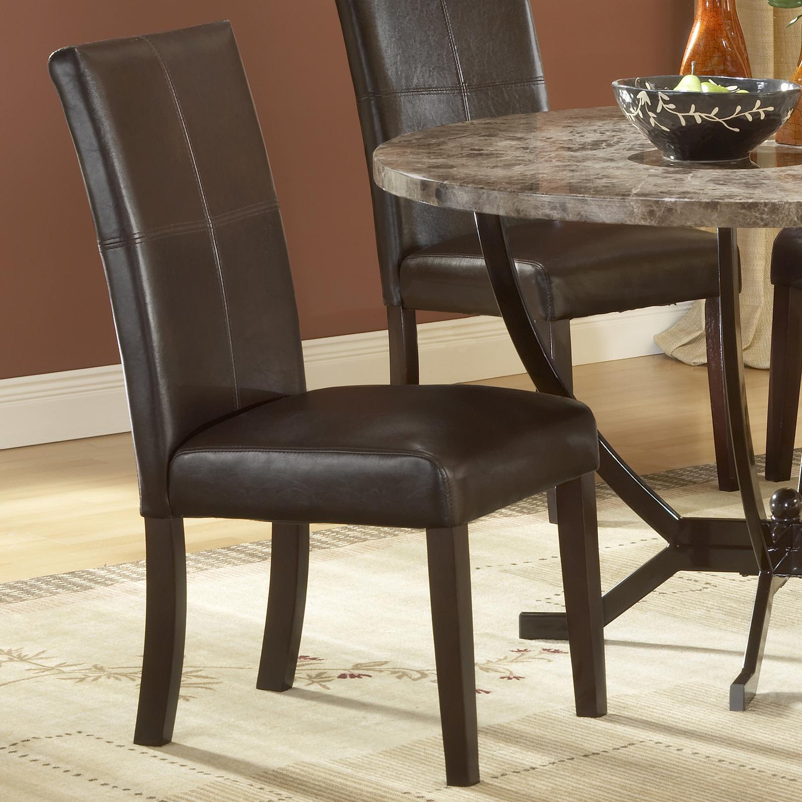 Hillsdale Monaco Side Parson Chair - Item Number: 4142-802