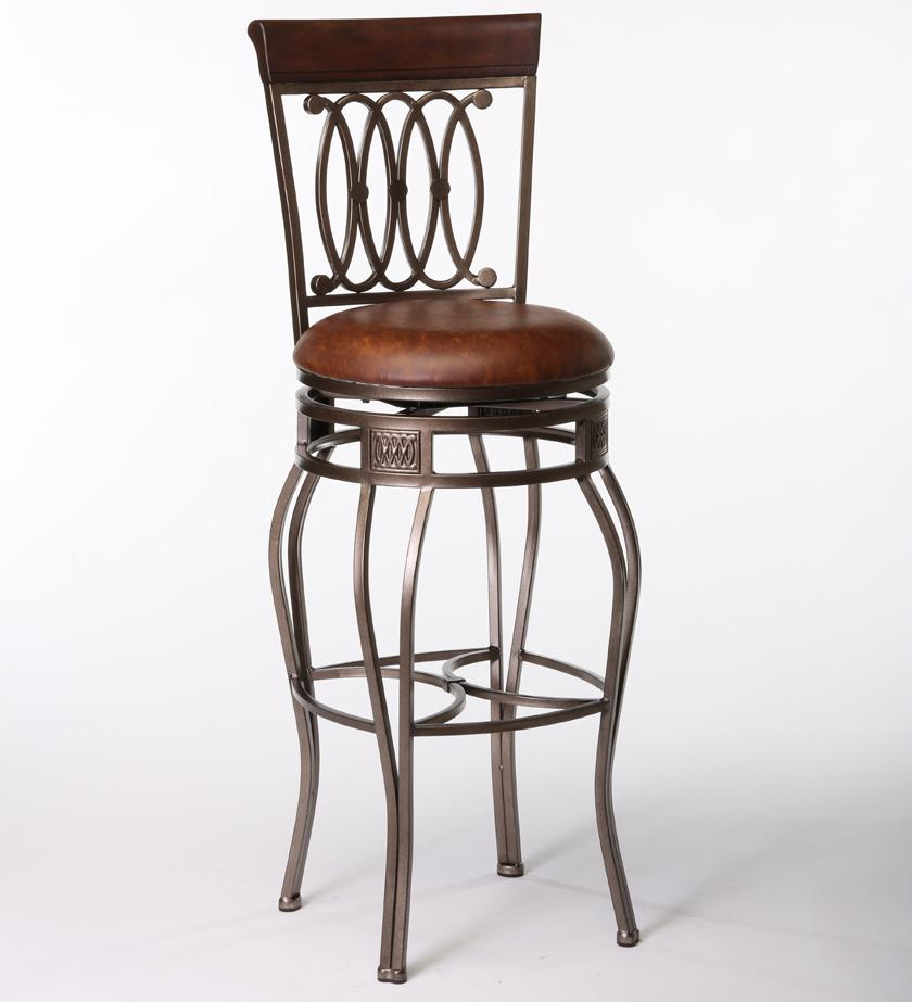 "Hillsdale Montello 32"" Swivel Stool  - Item Number: 41545"