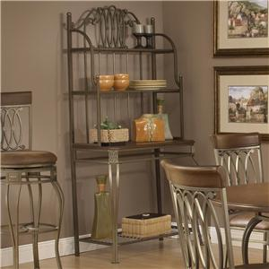 Morris Home Furnishings Montello Baker's Rack