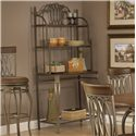 Morris Home Furnishings Montello Baker's Rack - Item Number: 41548