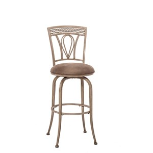 Hillsdale Napier Swivel Bar Stool