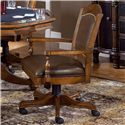 Hillsdale Nassau Tilt/Swivel Game Chair - Item Number: 6060-801