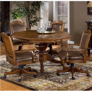Hillsdale Nassau 5 Piece Game Table Set