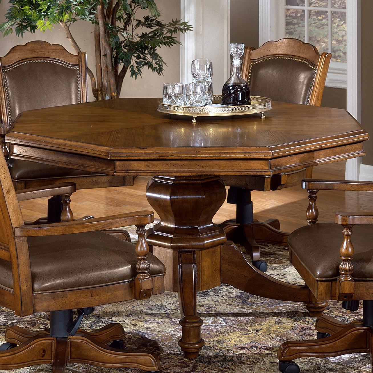 Hillsdale Nassau Nassau Game Table - Item Number: 6060-810+811