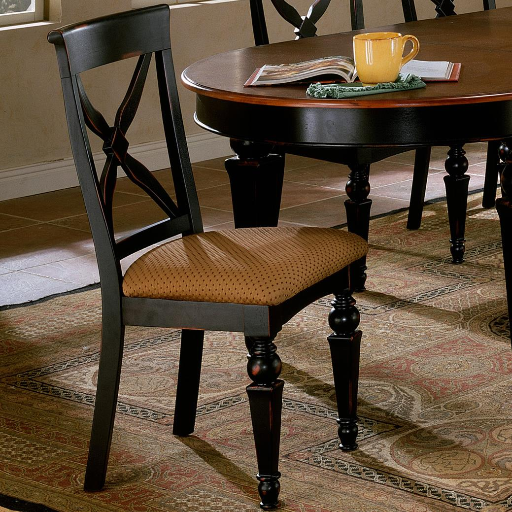 Hillsdale Northern Heights Dining Chair - Item Number: 4439-802W