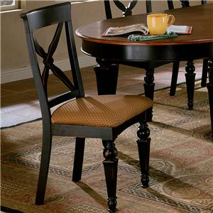 Morris Home Furnishings Northern Heights Dining Chair