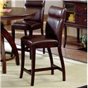 Morris Home Nottingham Counter Height Dining Chair - Item Number: 4077-822