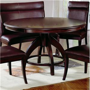 Morris Home Nottingham Timeless Round Dining Table