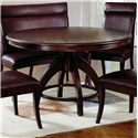 Hillsdale Nottingham Timeless Round Dining Table - Item Number: 4077DTB